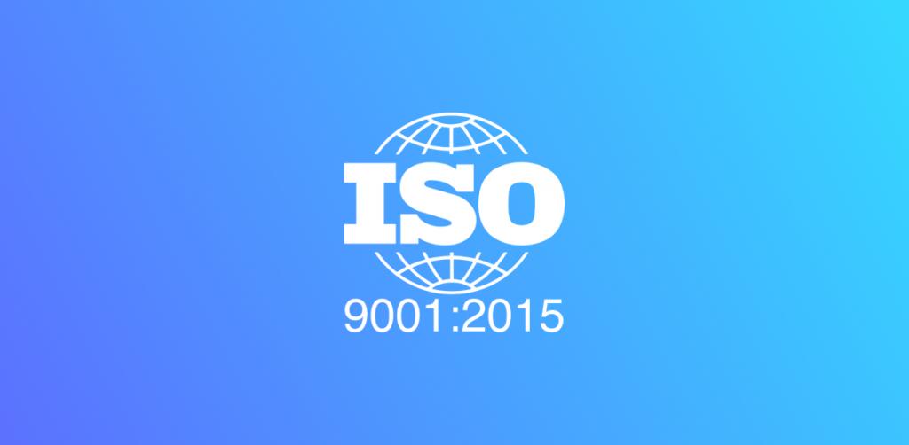 Получение сертификата ISO 9001