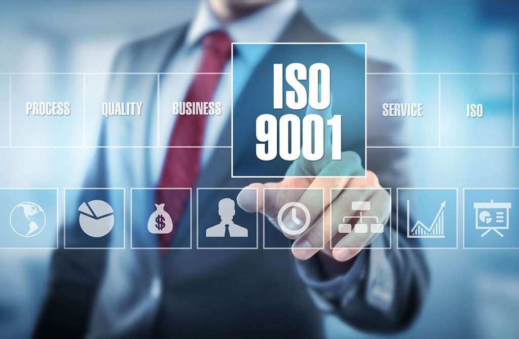 Получение ISO 9001